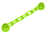 Chain, 5 Links, Trans-Neon Green (92338 / 6153807)