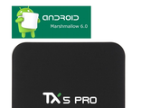 TX5 Pro. Android 6.0. 2 Гб / 16 Гб. Amlogic S905X. HDMI 2.0. Всё в одном для ТВ.