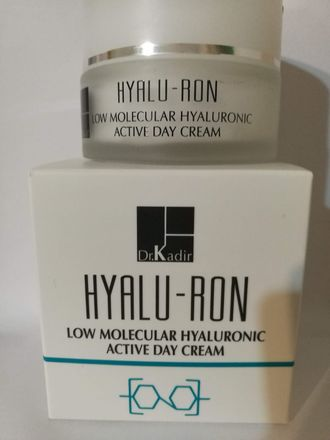 Dr Kadir Hyaly-ron active day cream  Увлажняющий крем