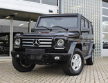 Factory armored Mercedes-Benz G500 W463 Guard VR7/VR9, 2014 YP