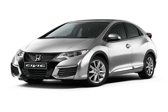 Чехлы на Honda Civic IX хэтчбек (с 2012)