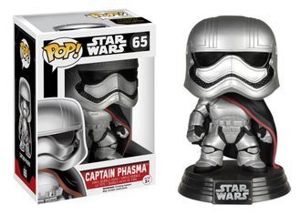 Funko Pop! Star Wars: Capitan Phasma