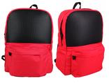 Школьный пиксельный рюкзак Upixel Classic school Upixel backpack Красный
