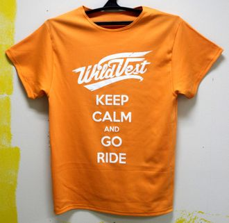 Футболка WildVest KeepCalm Mango