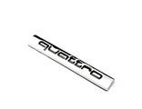 шильдик - эмблема Quattro для Audi