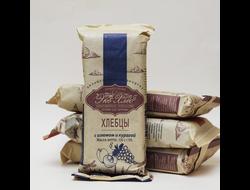 Хлебцы пшеничные с изюмом и курагой, Эко-Хлеб, 120г