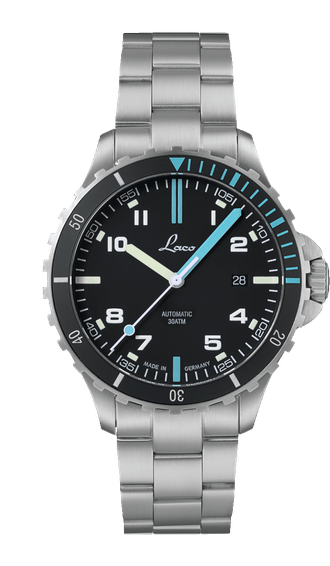 купить Часы мужские SPORT LACO ATLANTIK MB 30 ATM 42 MM AUTOMATIC