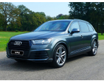 New armored Audi SQ7 4.0TDI V8 Quattro Tiptronic in VPAM VR4, 2020 YP