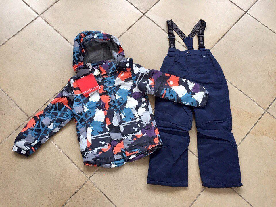 Осенние мембранные куртки для подростков