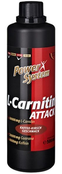 Power System L-Carnitine Attack (500 мл)