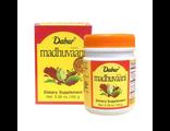 Джем от кашля и простуды Madhuvaani Dabur, 150 гр
