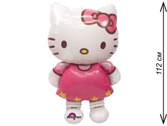 Ходячая фигура Hello Kitty