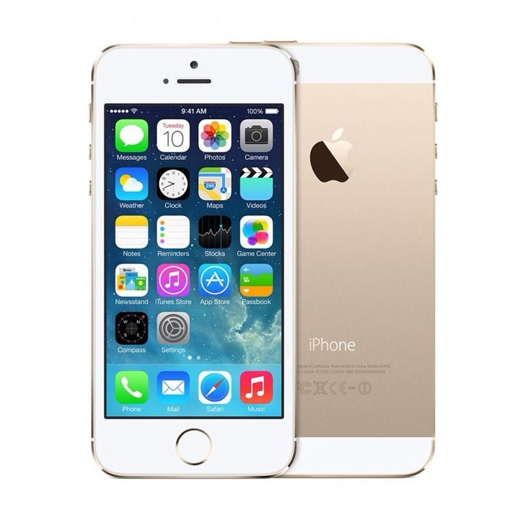 Apple iPhone 5s  Full phone specifications  GSMArenacom