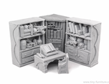 Beast hunter reading corner (unpainted)
