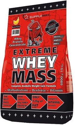 Supplemax Extreme Whey Mass (6800 гр)