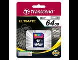 Карта памяти Transcend microSDXC 64 Gb Premium