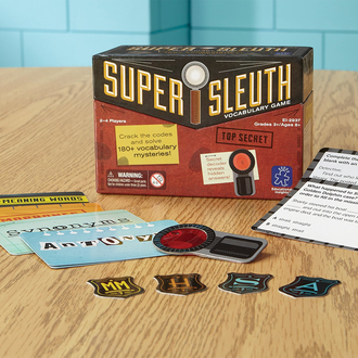 SUPER SLEUTH