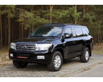 Various luxury elongated and armored SUVs based on Toyota Land Cruiser GXR / VXR 200 and Lexus LX570 in VR7, VR9 and VR10, 2018-2019 YP
