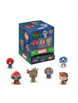 Marvel Holiday pint size heroes