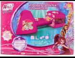 Детская игровая палатка Disney Winx с тоннелем