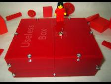 Useless Box (красная,собранная)