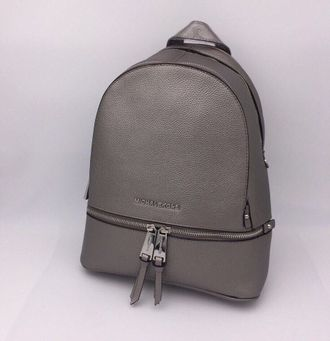 Рюкзак Michael Kors Rhea Medium Dark grey / Тёмно-серый