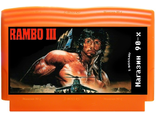 """Rambo 3"" Игра для Денди ""Рэмбо 3"" (Dendy Game)"
