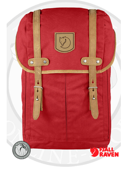 Рюкзак Fjallraven Rucksack No.21 Small Deep Red