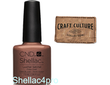 CND Shellac Leather Satchel - Craft Culture Collection 2016