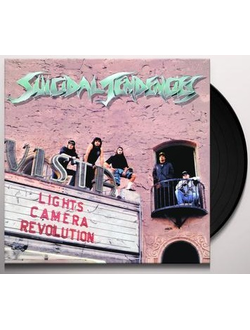 Suicidal Tendencies - Lights... Camera... Revolution LP