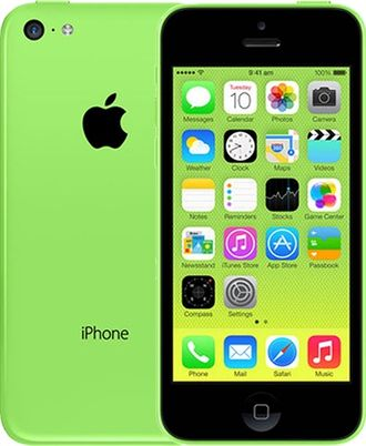 Купить iPhone 5C 8Gb Green в СПб