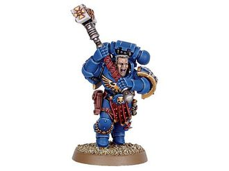 SPACE MARINE CAPTAIN (Games day 2008)