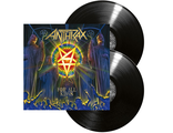 ANTHRAX For all kings 2LP