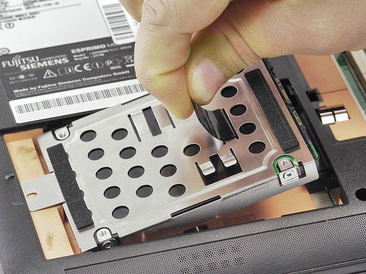 Ремонт hdd диска ноутбука своими руками 76