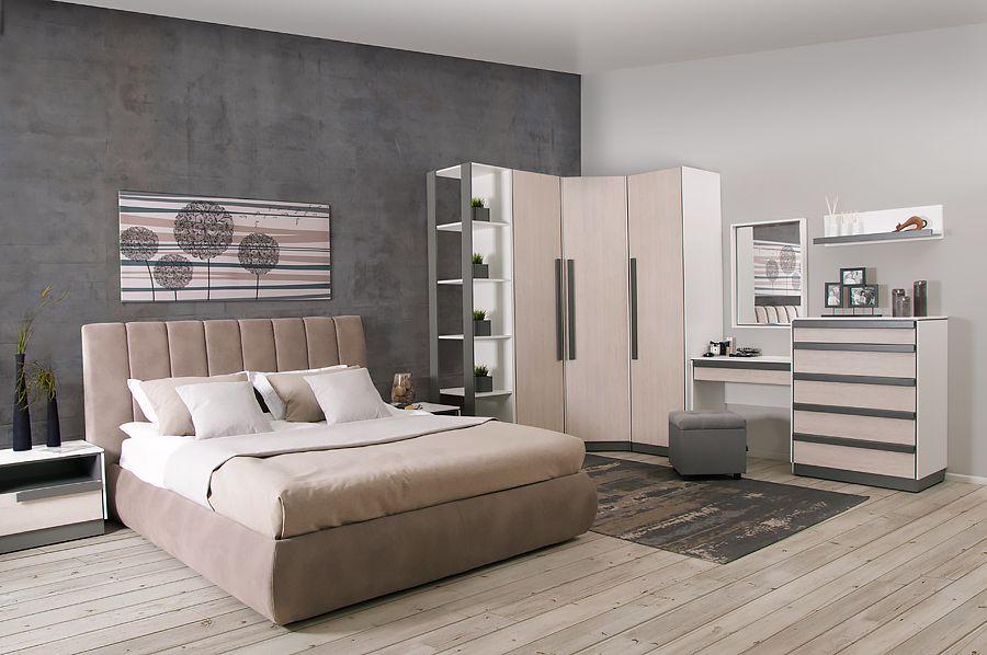 модульная мебель нега для спальни в санкт петербурге стильные