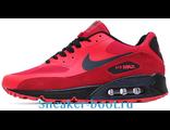 Кроссовки Nike Air Max 90 Huperfuse Мужские красные