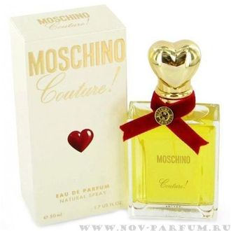 "Туалетная вода Moschino ""Couture!"" 100ml"