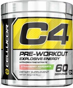 (Cellucor) C4 PreWorkout - (195 гр) - (апельсин)