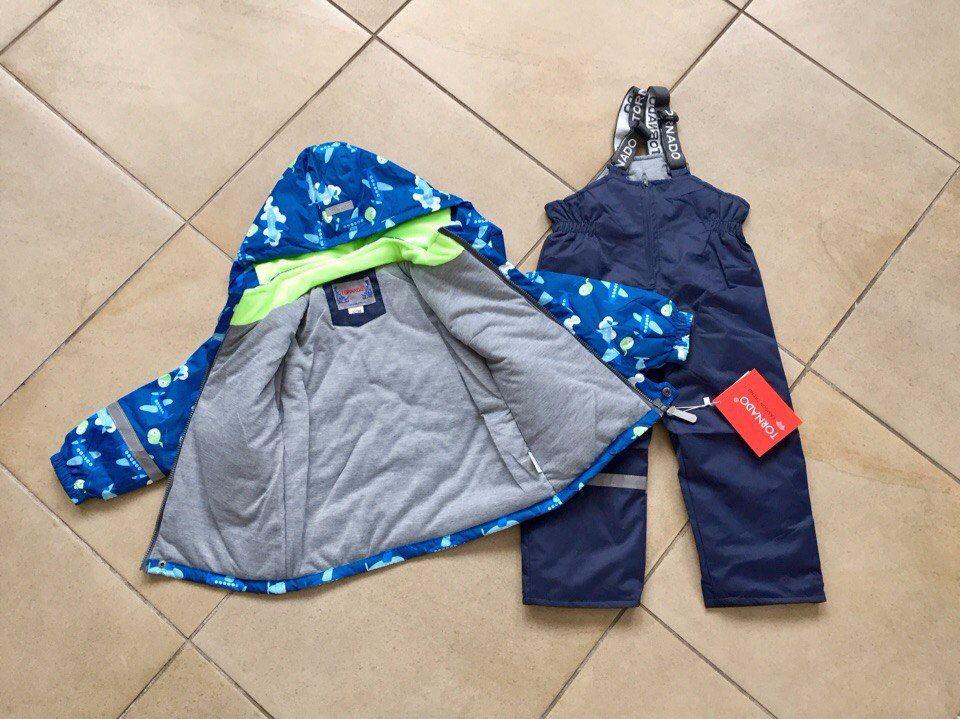 Мембранные куртки Tornado оптом