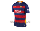 Барселона домашняя футболка 2015-2016 Barcelona FC Home Kit 2015-2016