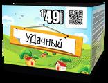 """Батарея салютов """"Удачный""""(EC201)"""