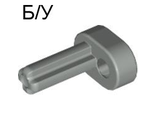 ! Б/У - Technic Engine Crankshaft, Light Gray (2853 / 4119475) - Б/У