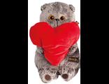 Басик с сердечком
