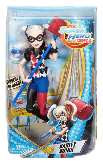 Харли Квинн - Супергероини /  DC Super Hero Girls Harley Quinn