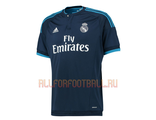 Реал Мадрид запасная футболка 2015-2016 Real Madrid FC 3rd Kit 2015-2016