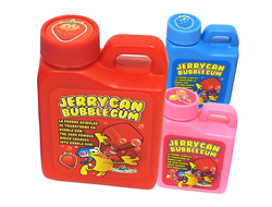 Funny Candy Jerrycan Bubble Gum