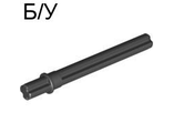 ! Б/У - Technic, Axle 5.5 with Stop, Black (32209 / 4124045) - Б/У