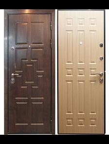Премиум - Внешняя и внутренняя стороны входной двери