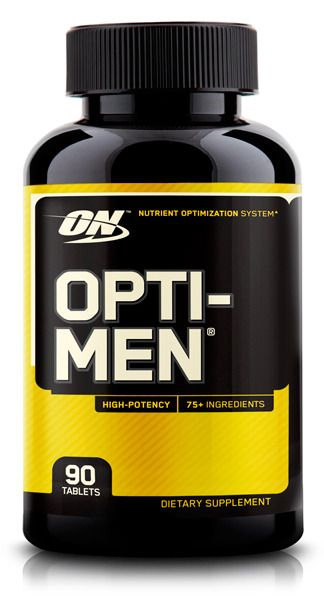 (Optimum Nutrition) Opti-Men - (240 таб)