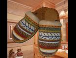 301 02012 1 Детские домашние тапочки. Короб 8 пар (165 руб/пара) - 1320 руб